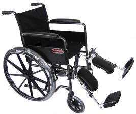 Silla de ruedas modelo Advantage
