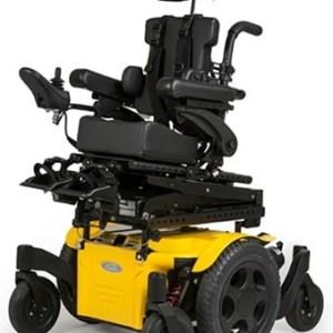 Silla de ruedas eléctrica infantil Zippie