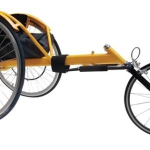 Silla triciclo para carreras