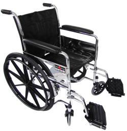 Silla de ruedas universal tipo 1 Everest & Jennings