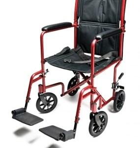 Silla de ruedas de traslado Everest & Jennings