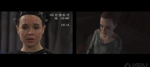 Beyond Two Souls Behind the-Scenes