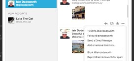 TweetDeck se actualiza para Chrome y Web apps