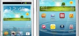 Samsung Galaxy S III Mini, detalles e imagen