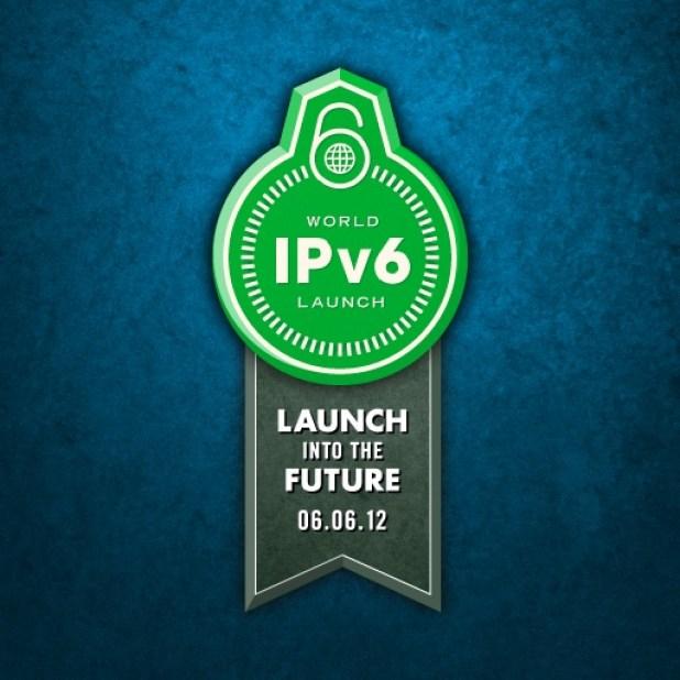 Día de lanzamiento de IPv6