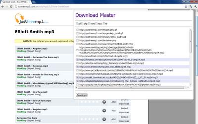 Download Master extensión para Google Chrome