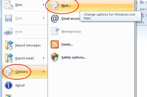 Aumentar el rendimiento de Outlook
