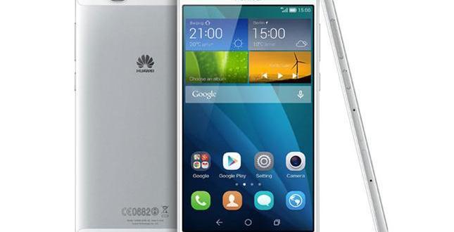 La marca Huawei lanza smartphone con pantalla de zafiro antes de que Apple