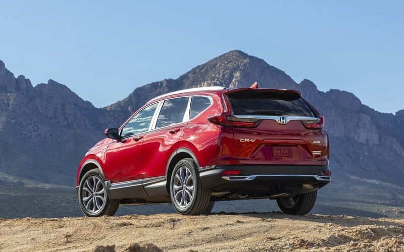 Honda Told How the Powertrain of the CR-V Hybrid Worked