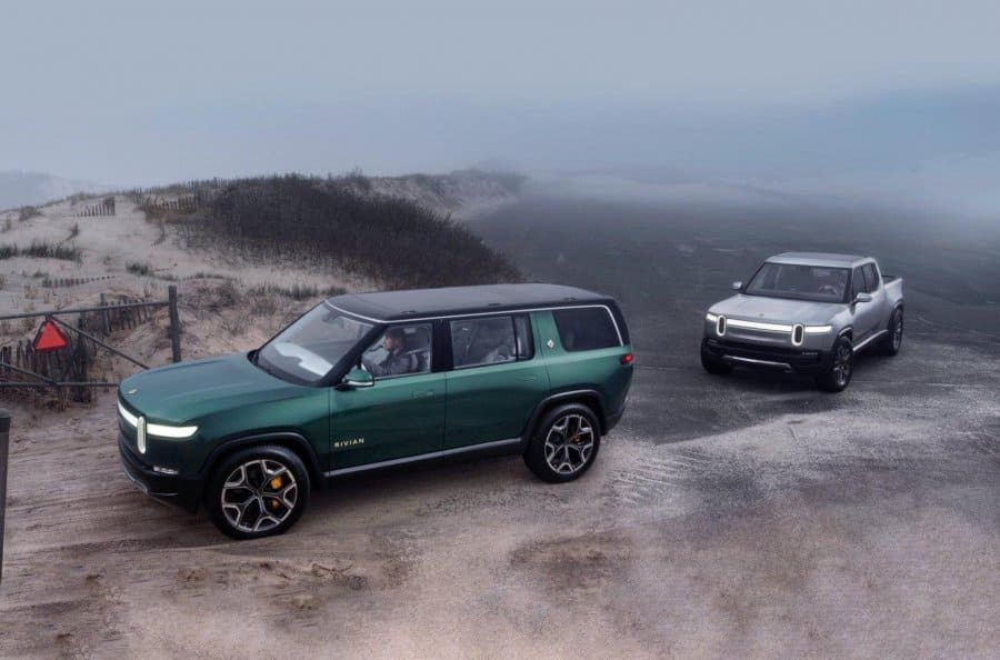 Rivian R1S Prices and Specifications Announced