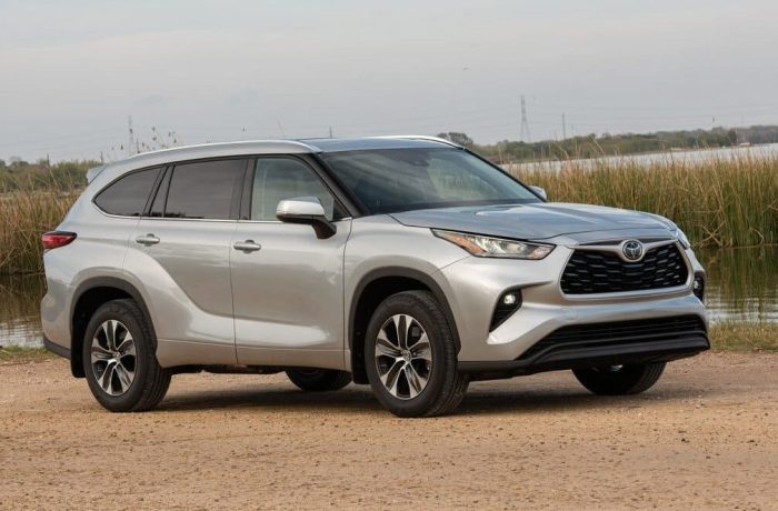 Toyota Trademarked Grand Highlander: Should Come as a 2023 or 2024 Model_photo