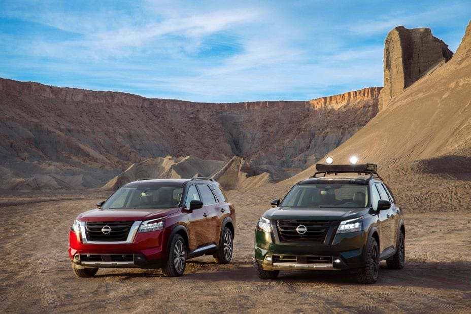 Nissan Celebrated Global Debuts of Its Two Iconic Models