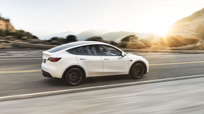 Tesla Drops Entry-Level Model Y