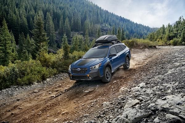 Subaru Debuted its Most Capable Ever 2022 Outback Wilderness