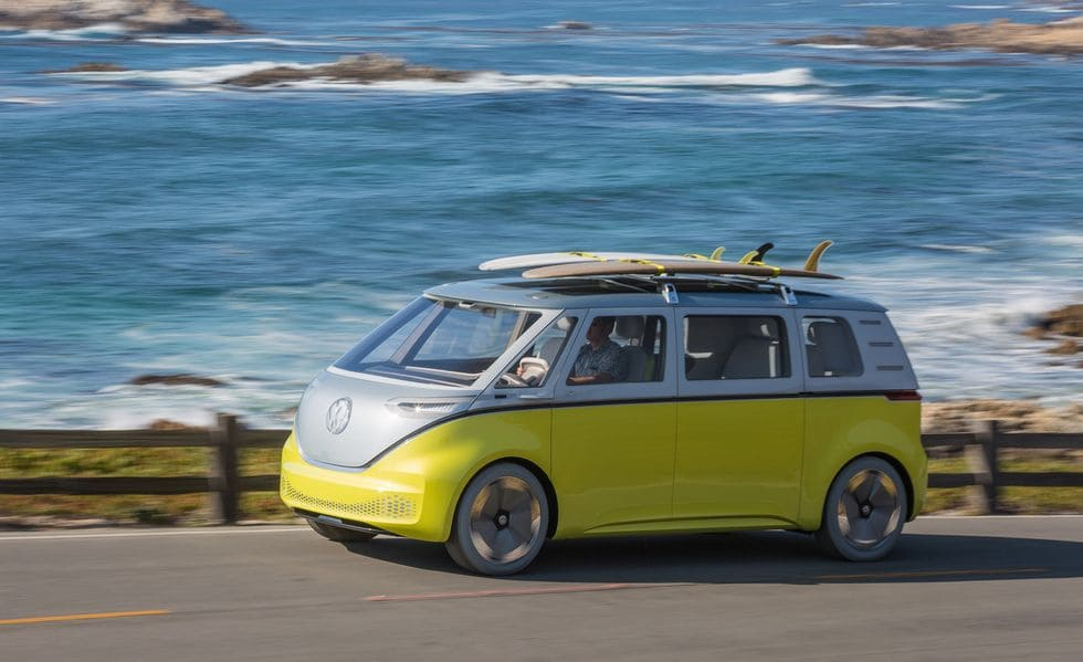 Volkswagen ID. Buzz Lands In 2022 In Europe And In 2023 In the USA