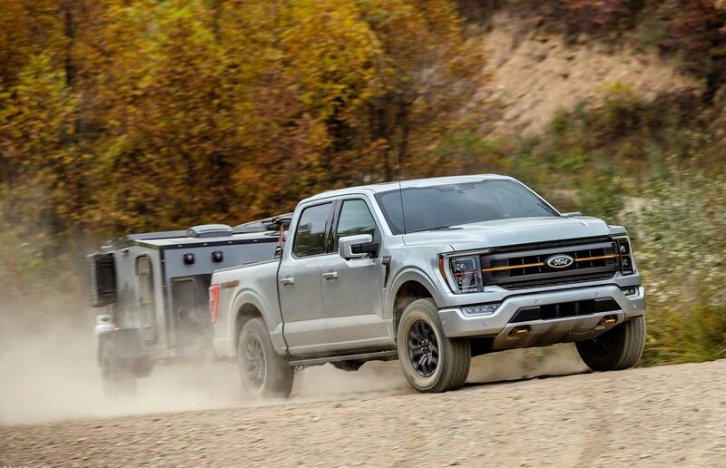 Global Semiconductor Chip Shortage Affects the 2021 Ford F-150 Production