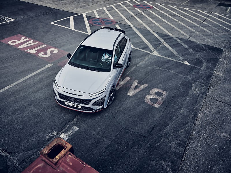 Hyundai Kona N Unveiled Today: a 'True Hot SUV'