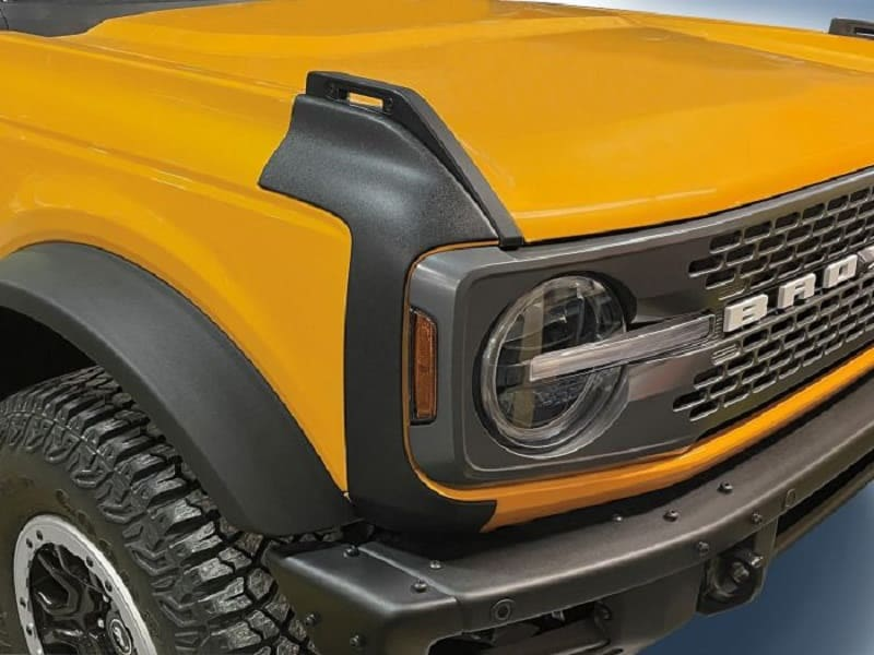 Ford Bronco Official Power Figures Announced: Even More Than Expected