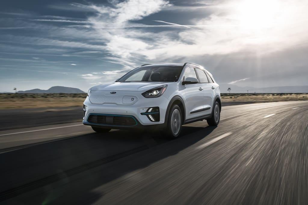 Refreshed 2021 Kia Niro EV Announced For America