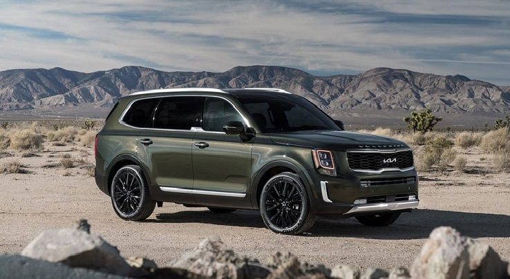 2022 Kia Telluride Pricing Announced, It Is Higher Than Before