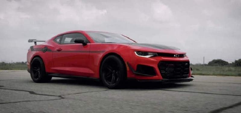 Want a 1,000-hp Chevrolet Camaro? – Here It Is