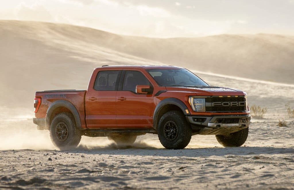 2021 Ford F-150 Raptor Order Books Open Today, Pricing Starts at $65,840
