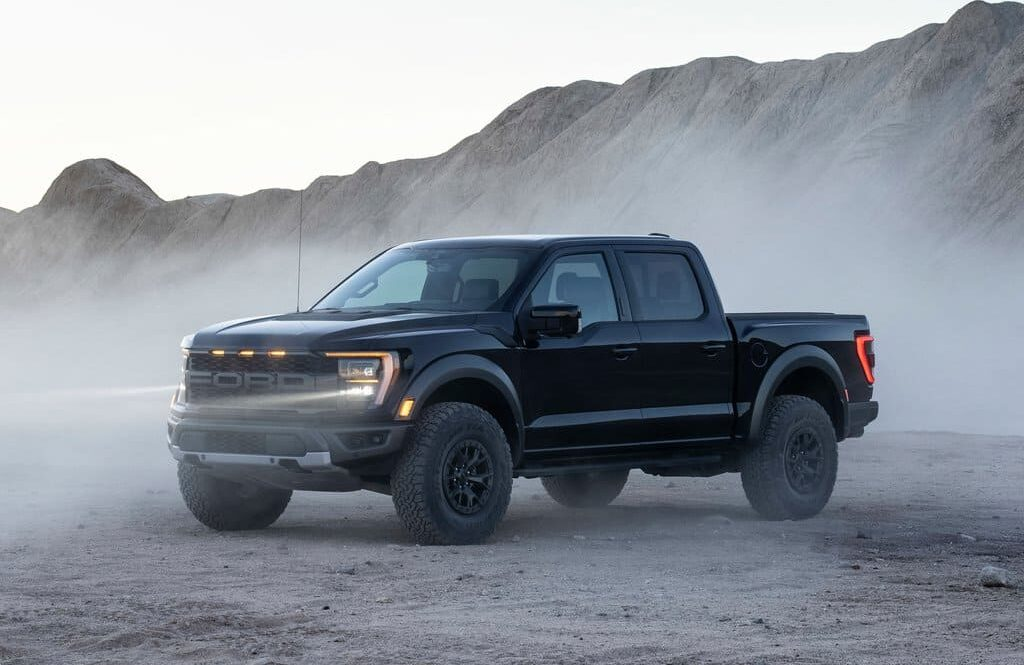 New Ford F-150 Raptor Horsepower and Torque Figures Become Known