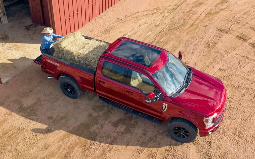 2022 Ford Super Duty Gets Standard 4WD, Goes into Production on July 9