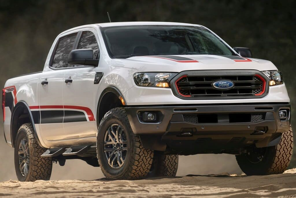 Ford Ranger In Plug-in Hybrid or Fully Electric Guise is Underway