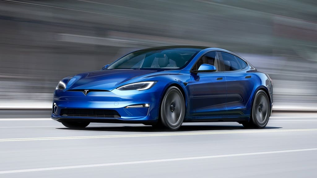 Tesla Model S Plaid Will Feature World's Fastest Acceleration