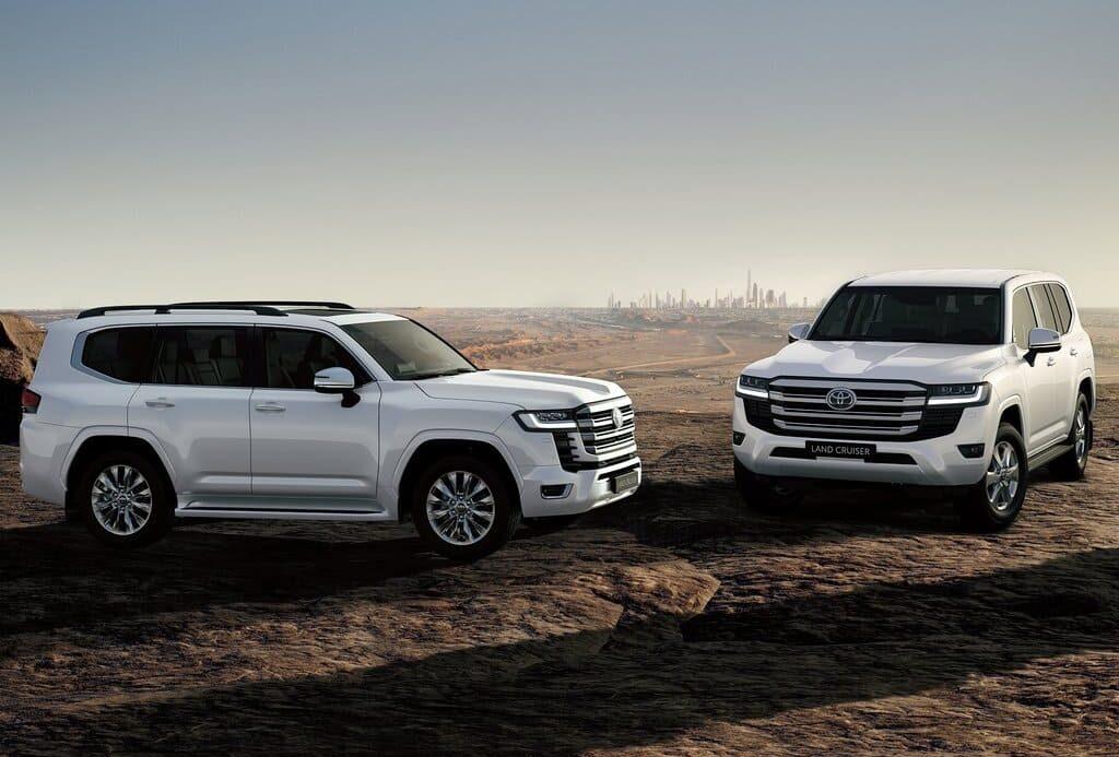 Toyota Land Cruiser Lands: New Platform, Weight Loss, More Efficiency