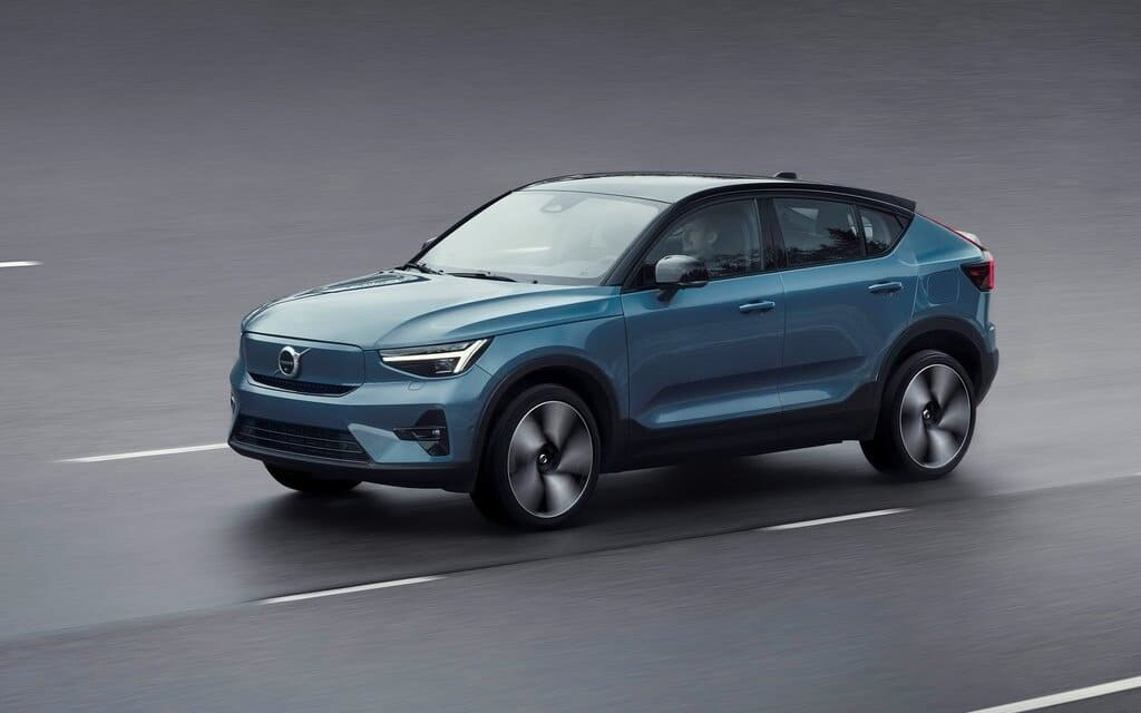 Volvo C40 Recharge Is Available to Order in the USA: What is Alarming