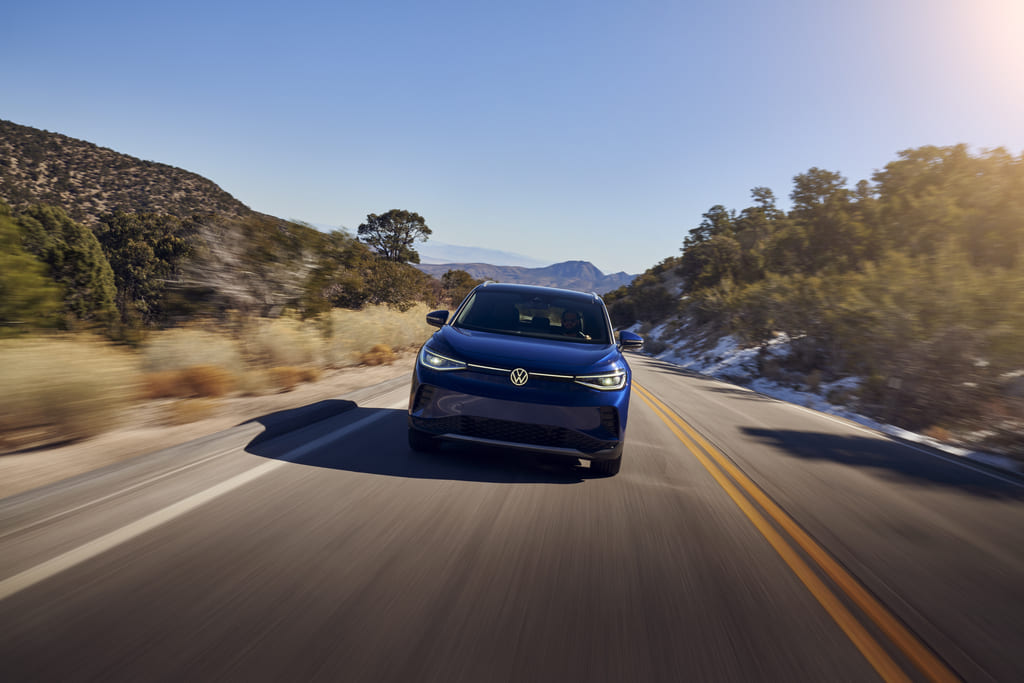 Volkswagen Names 10 Smart Features of the Electric ID.4 SUV