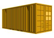 типы морских контейнеров