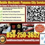 Mobile Mechanic Panamacity Florida Auto Car Repair Service Garage shop on Wheels pre-purchase