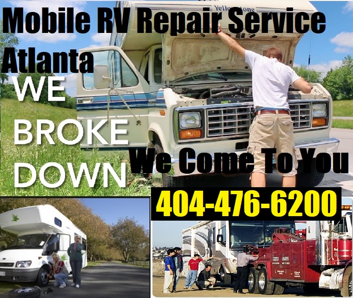 Mobile Rv Repair Service Atlanta Motor Home Vehicle