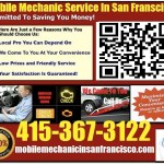 Mobile Mechanic San Francisco