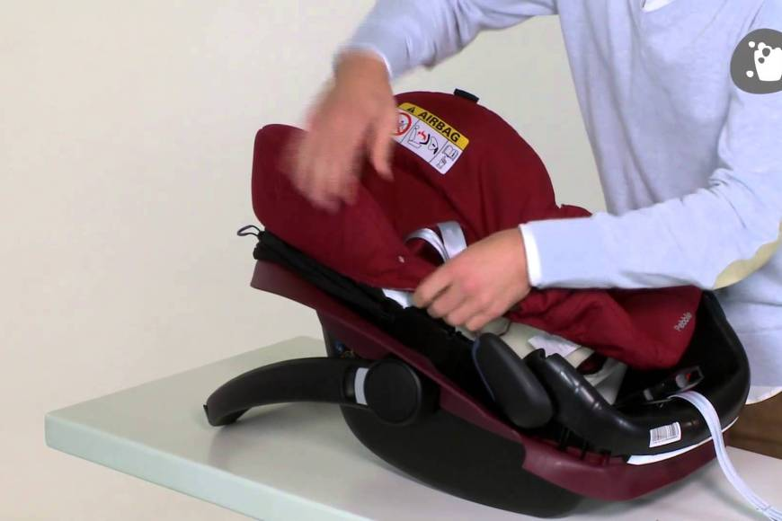 How To Deep Clean Baby Car Seat