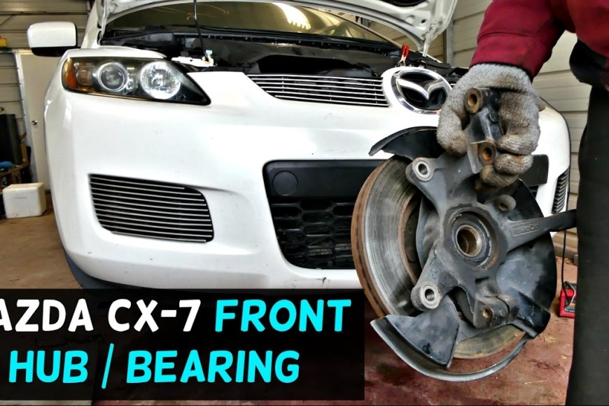 Mobile Mechanic Tips: Why Mazda cx-7 Making Noise While Driving