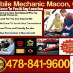 mobile mechanic macon, ga
