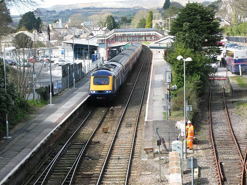 car hire st austell station