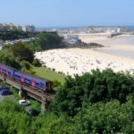 car hire st ives station cornwall