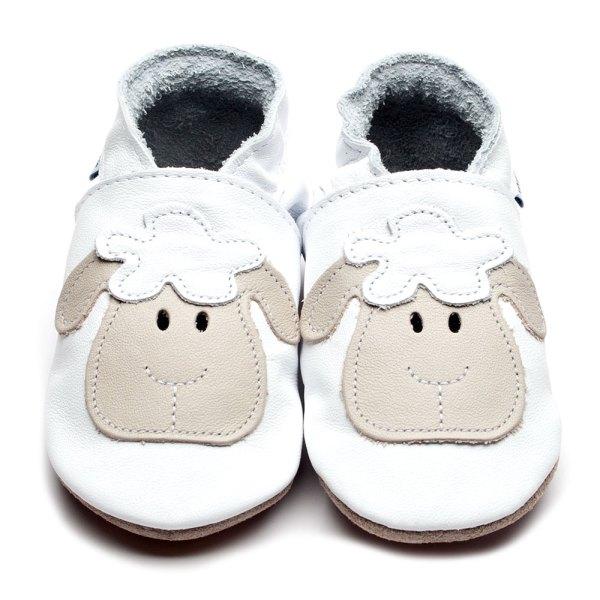 lamb-white-leather-inchblue-baby-shoe