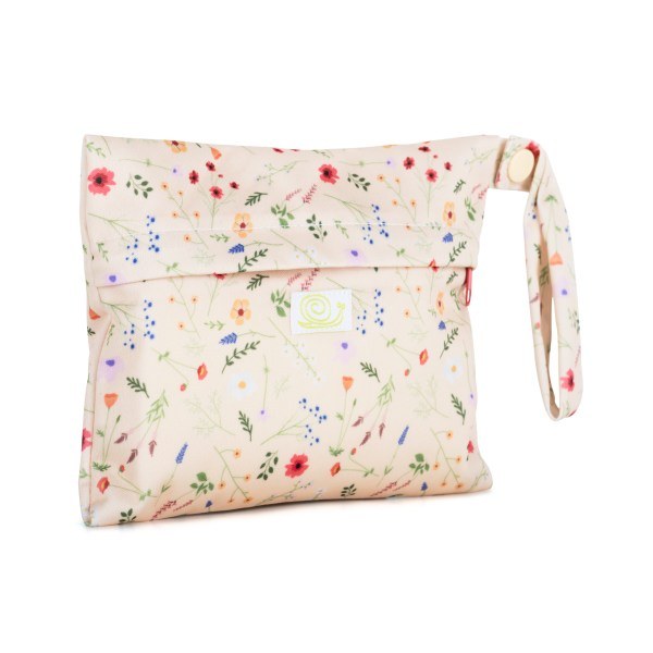 Baba+Boo Sanitary Pad Bag - Wildflowers