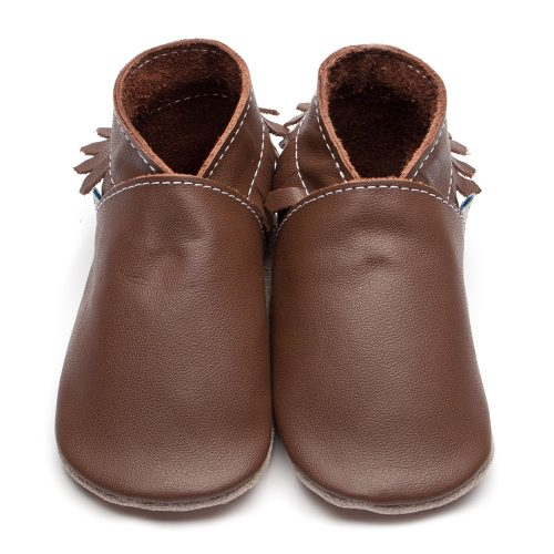 moccasin-plain-chocolate-brown-leather-inchblue-baby-shoe