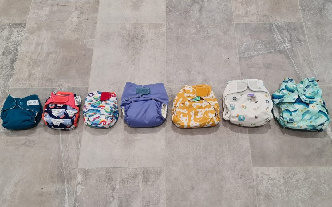 Newborn Nappies explained