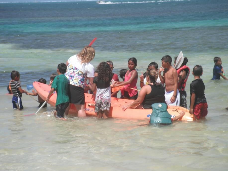 Belize Kids 4 Clean Water Camp