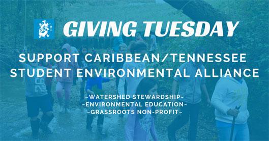 Giving Tuesday Caribbean-SEA
