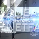 USVI Ambassadors with Netfa Romain to profile AI innovator Rashida Hodge