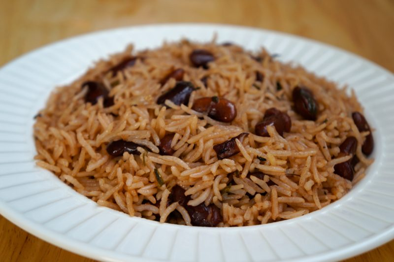 The perfect Rice and Beans